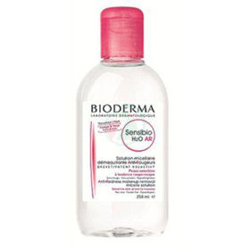PictureBioderma Sensibio H2O AR micellar water for skin prone to redness, 250 mL