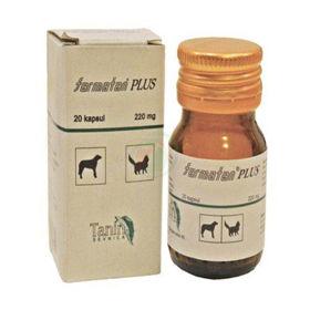 PictureFarmatan Plus 220 mg capsules, 20 capsules