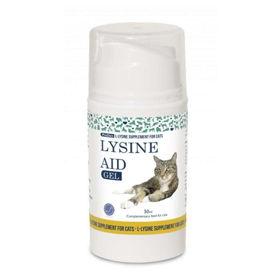 PictureLysine Aid gel for feline herpes, 50 mL